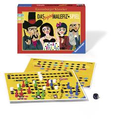 Spielen mit Kindern – Familienspiele: Malefiz // HIMBEER
