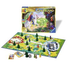 Spielen mit Kindern – Familienspiele: Sagaland // HIMBEER