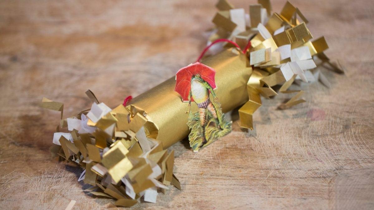 Basteltipps: DIY-Knallbonbons für Weihnachten   BERLIN MIT KIND