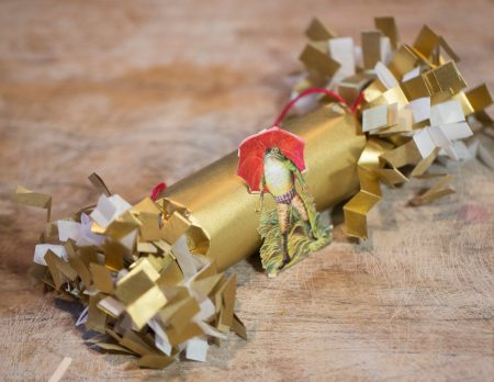 Basteltipps: DIY-Knallbonbons für Weihnachten | BERLIN MIT KIND