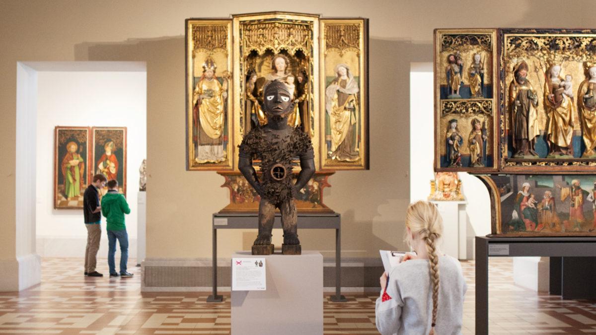 Ausstellungstipps für Kinde rin Berlin: Bode-Museum | BERLIN MIT KIND