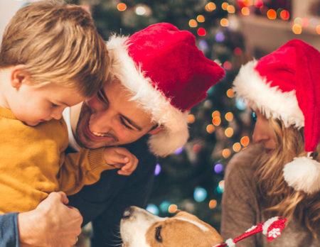 Familie Weihnachten | BERLIN MIT KIND