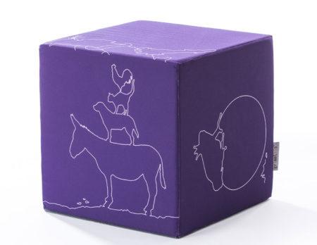 Geschenketipp zu Weihnachten: Märchensitzwürfel für Kinder | BERLIN MIT KIND