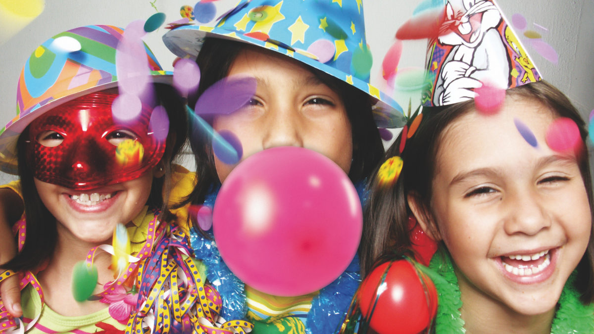 Neujahrsfeier mit Kindern   BERLIN MIT KIND