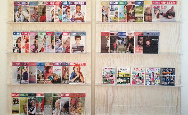 Praktikum im HIMBEER Verlag | BERLIN MIT KIND