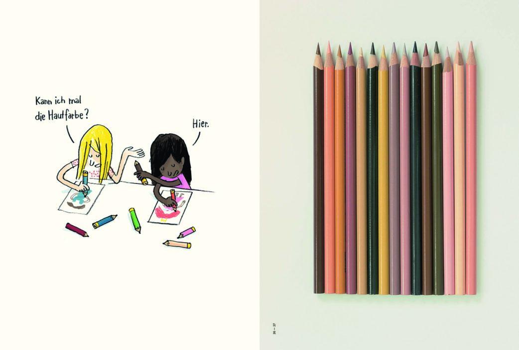 Kinderbuchtipp: Ich so du so von Labor Ateliergemeinschaft | BERLIN MIT KIND