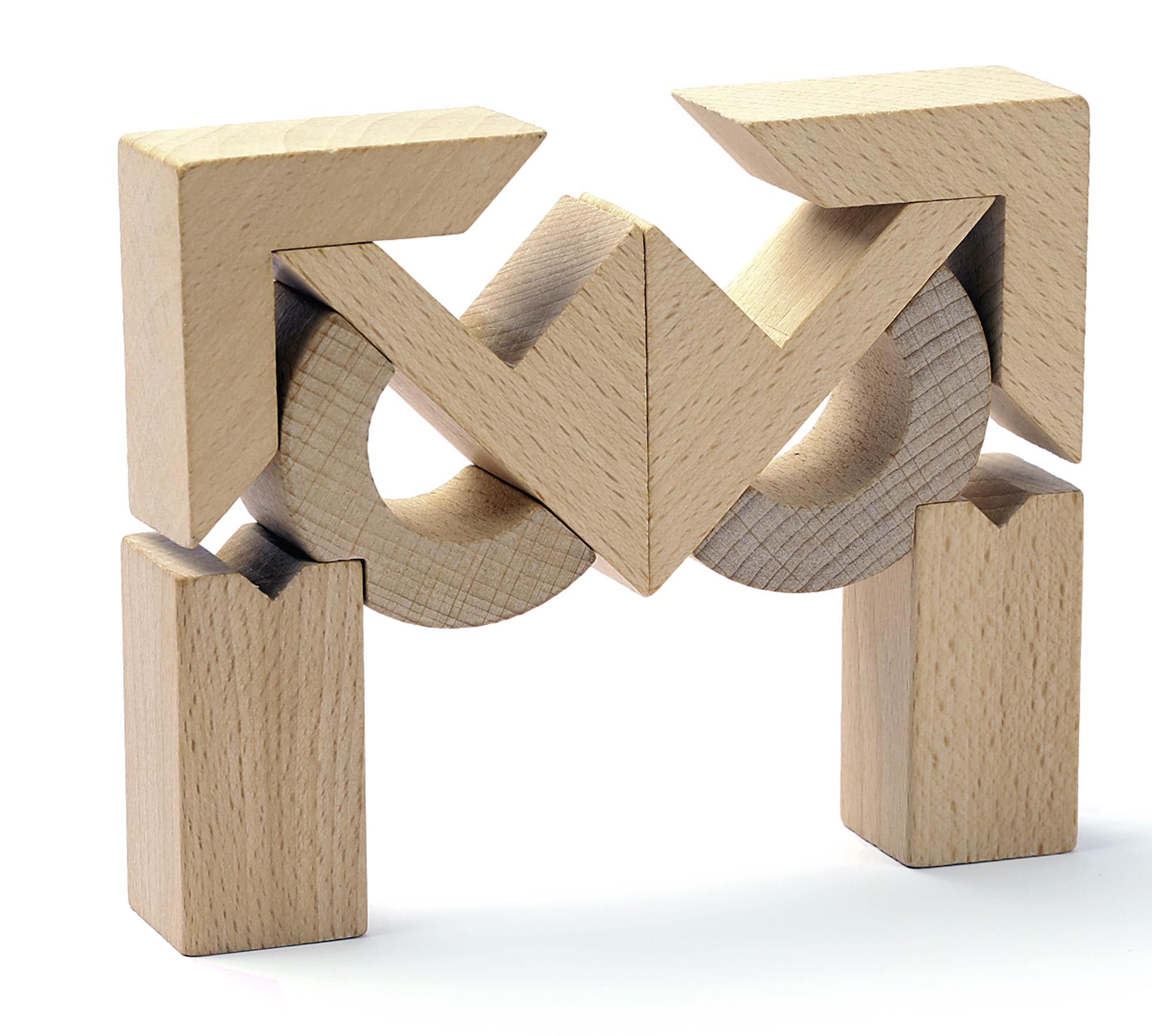 Kreatives Spielzeug für Kinder: Tsumiki Holzbausteine // HIMBEER