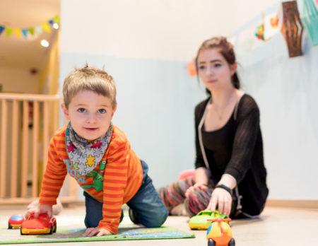 Pampers Ideenwettbewerb | Berlin mit Kind