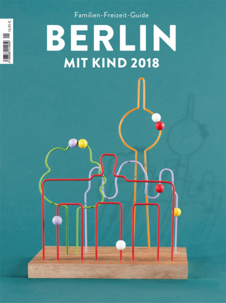 Cover Berlin mit Kind 2018
