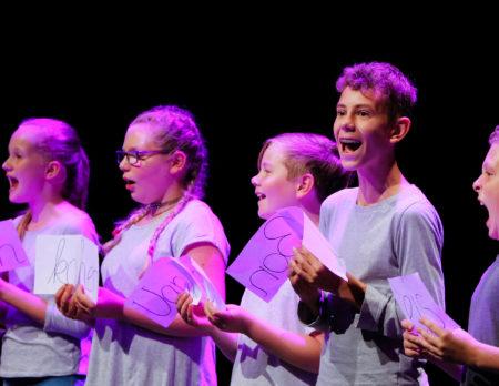 Singende Kinder im Klangradar | BERLIN MIT KIND