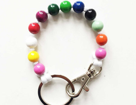 Schlüsselanhänger von Ina Seifart