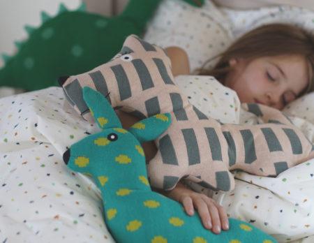Ruhig schlafendes Kind | BERLIN MIT KIND
