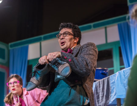 Der Professor sucht das große Glück im Theater Morgenstern | BERLIN MIT KIND