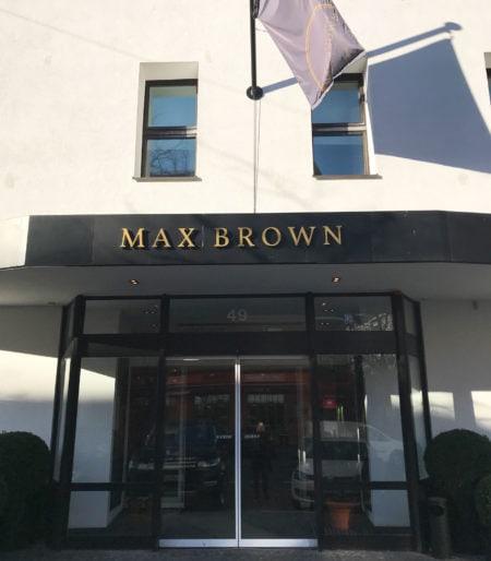 Max Brown Hotel Ku'damm Berlin mit Kind
