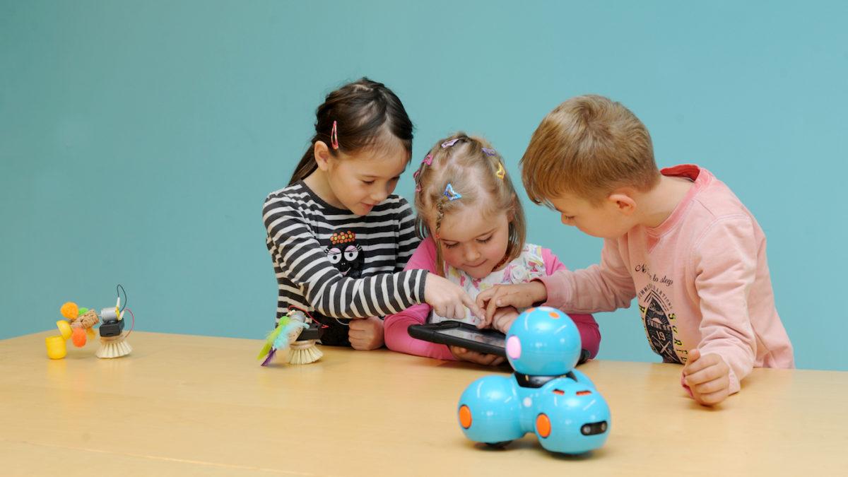 Kinder und ihr Roboter | BERLIN MIT KIND