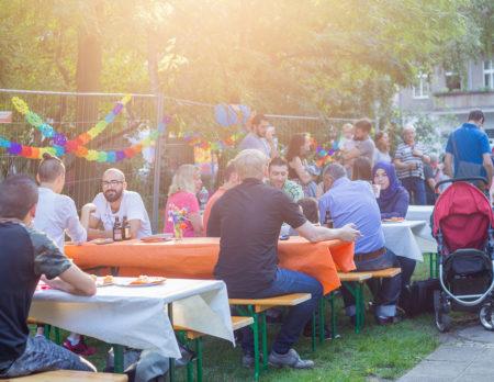 Start with a Friend | BERLIN MIT KIND