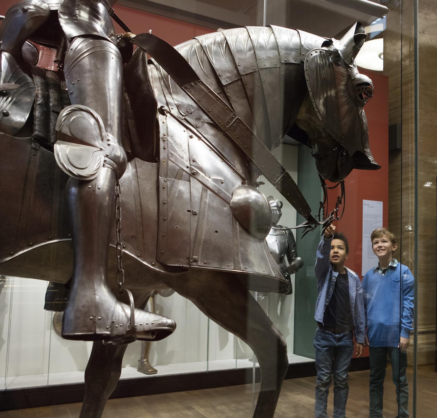 Führungen für Familien im Deutschen Historischen Museum in Berlin // HIMBEER