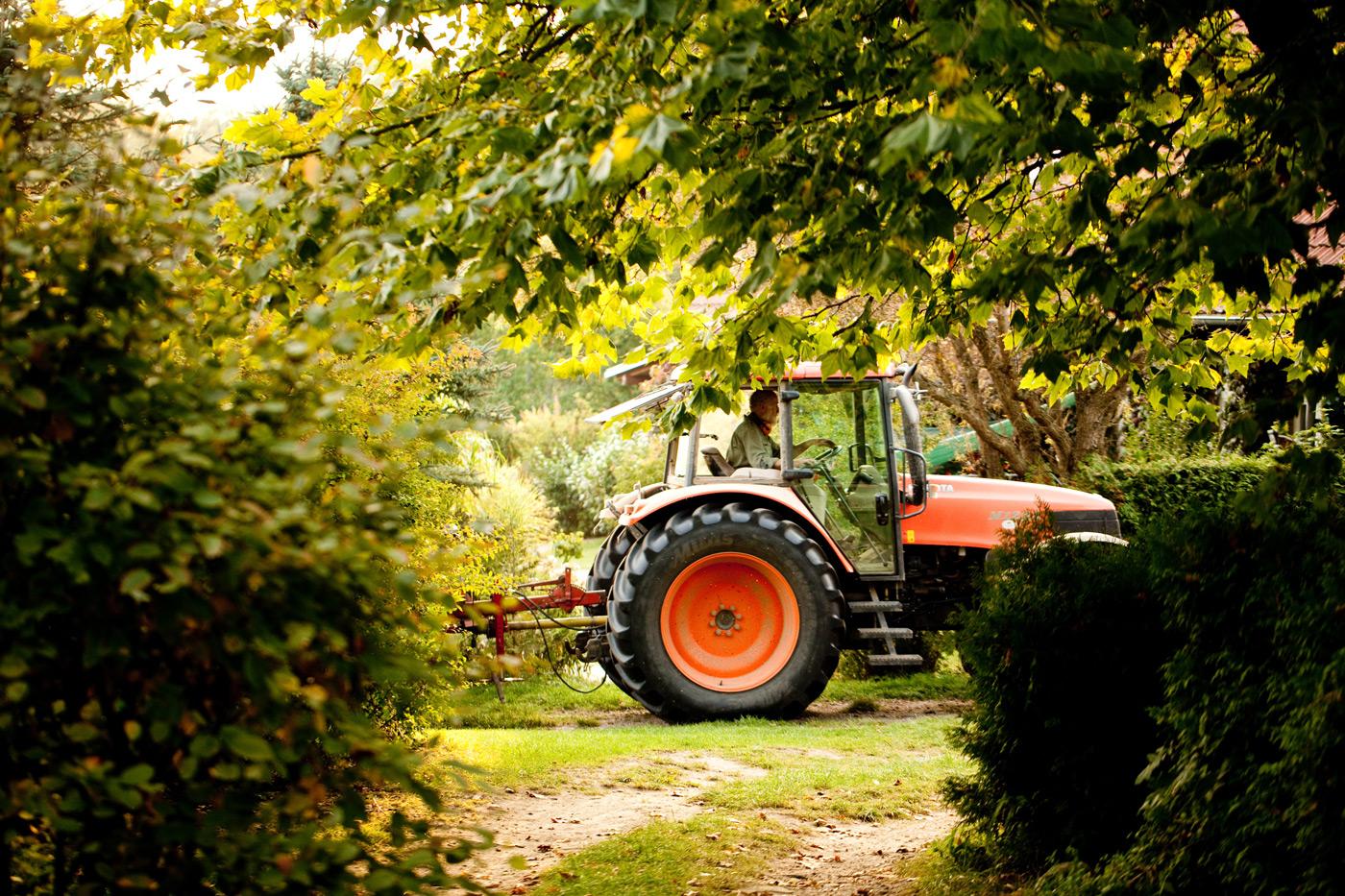 Traktor Gut Boltenhof