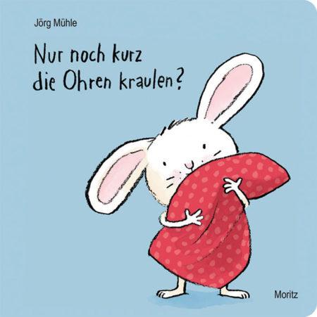 Tipp Bücher für Babys: Bur noch kurz die Ohren kraulen | berlinmitkind.de
