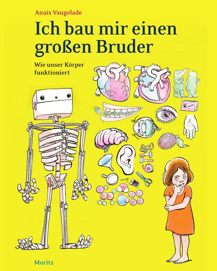 Kinderbuch-Tipp: Ich bau mir einen großen Bruder | berlinmitkind.de