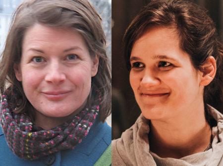Wiebke Kunstreich, Karin Teuber, Start with a friend