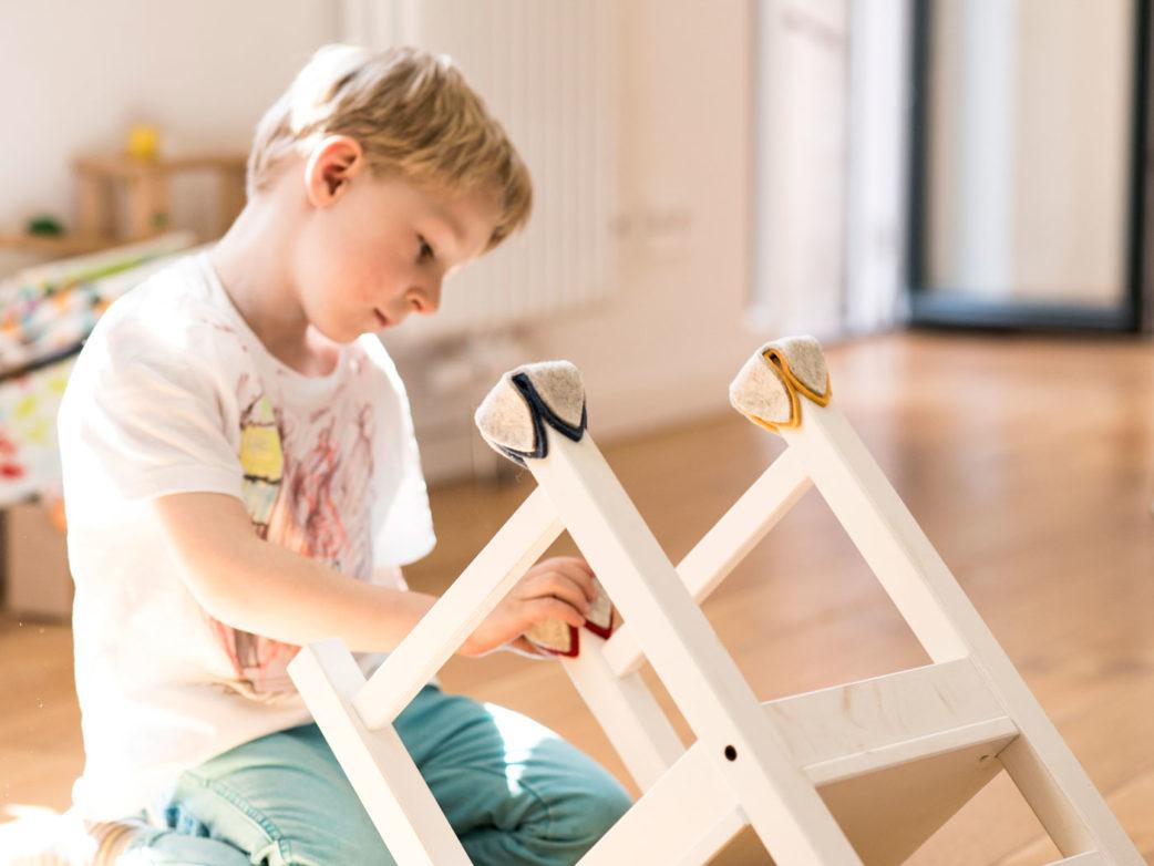 Schöne Leuchten und ökologische Teppiche für Kinder | Berlin mit Kind