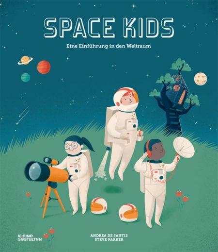 Sachbilderbuch für Kinder: Space Kids   Berlin mit Kind