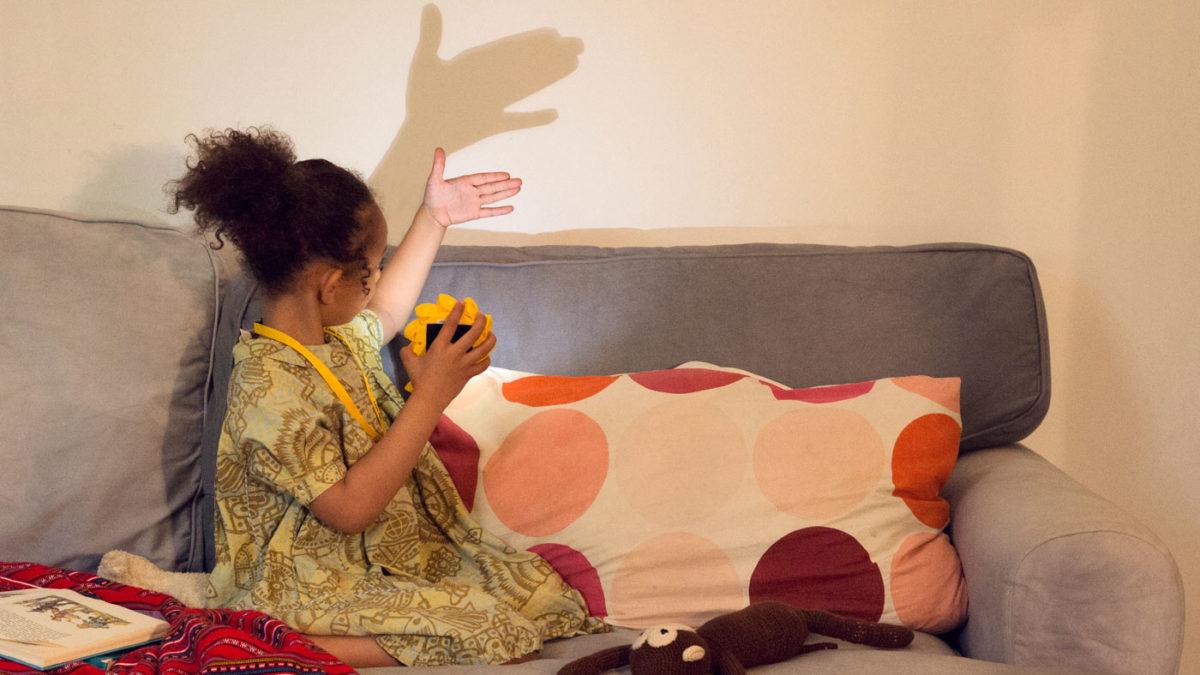 Schöne Leuchten und ökologische Teppiche | Berlin mit Kind