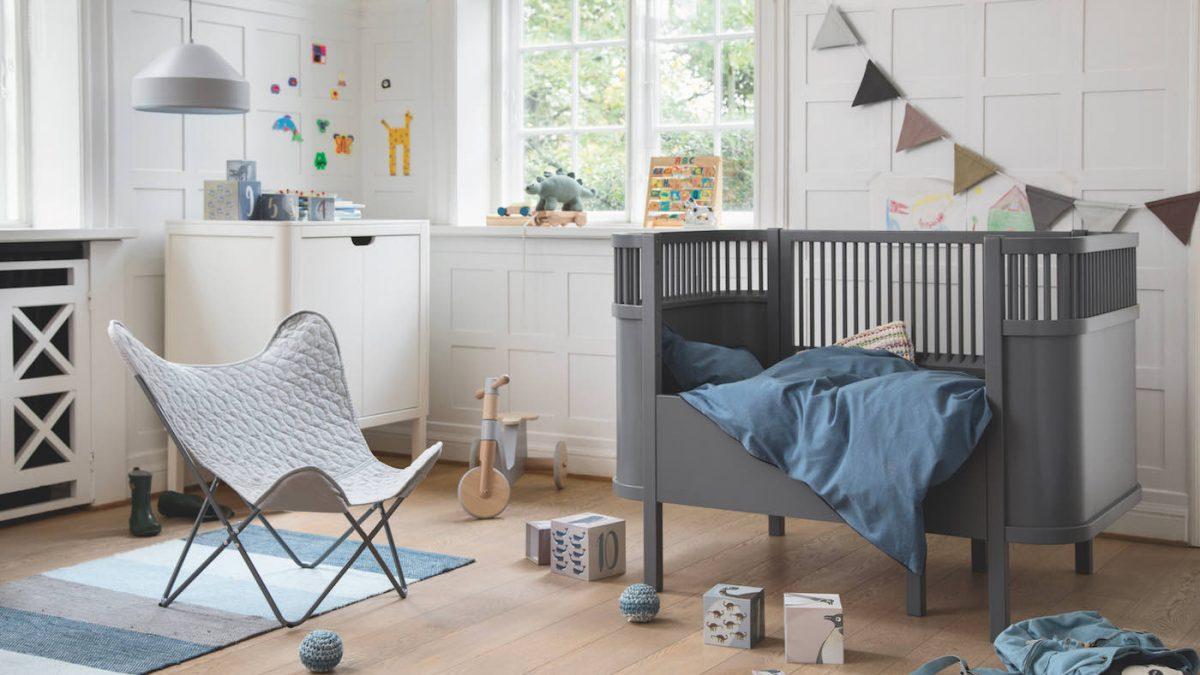 Berlin mit Baby: Top-Läden für die Babyzimmer-Einrichtung: Kinderzimmer-Möbel von sebra // HIMBEER