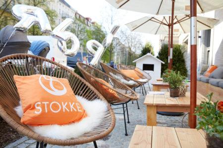 Stokke Summer House at Wunderhaus Berlin | Berlin mit Kind