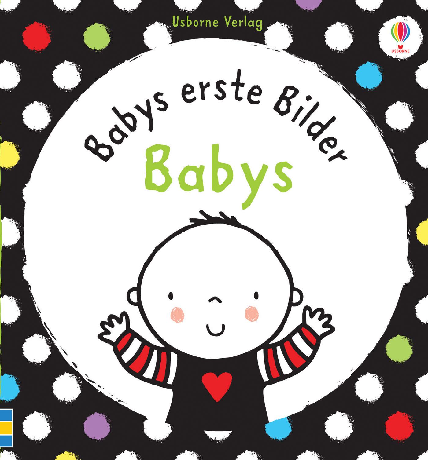 Die besten Bücher für Babys und Kleinkinder – Pappbilderbuch-Tipp: Babys erste Bilder – Mein kleiner Bilderschatz // HIMBEER