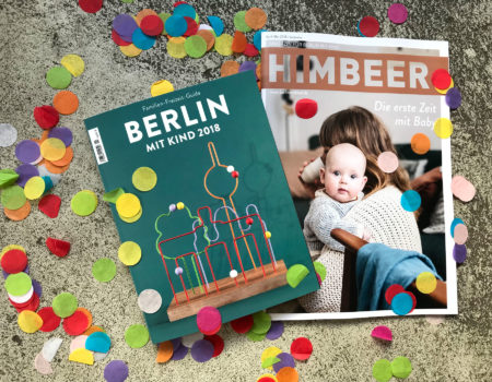 Praktikum beim HIMBEER Verlag in Berlin