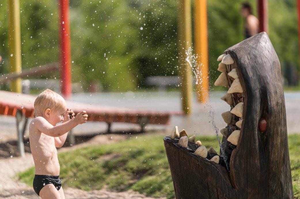 IGA-Wasserspielplatz | Berlin mit Kind