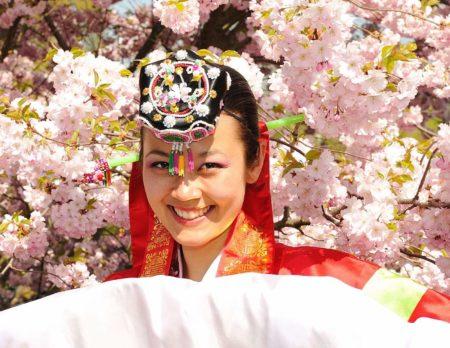 Kirschblütenfest in den Gärten der Welt | berlinmitkind.de