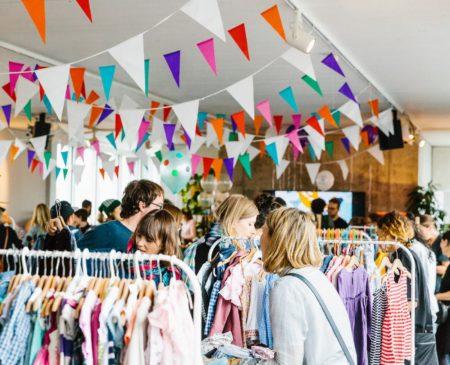 Mini Bazaar im Aufbau Haus | berlinmitkind.de