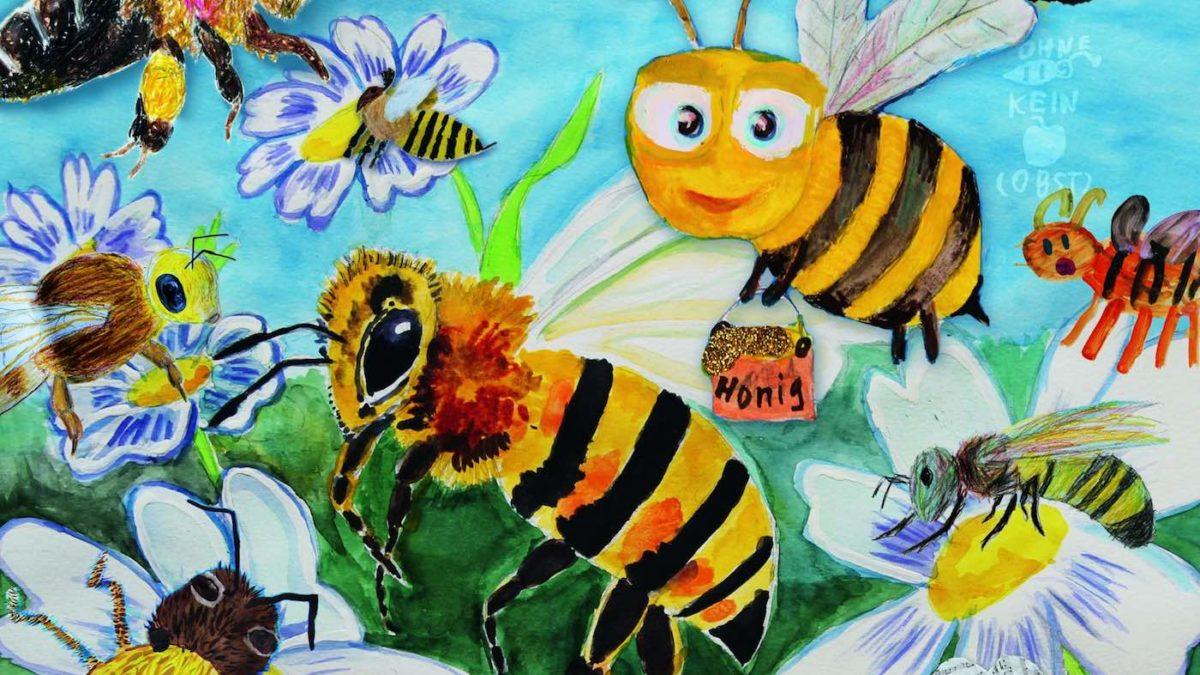 Die Bienen fligen zum Kinderkarneval der Kulturen | berlinmitkind.de