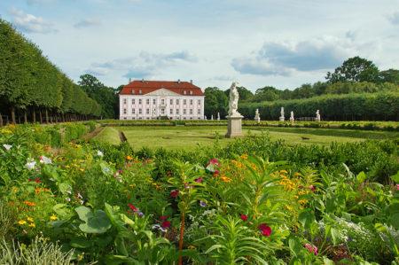 Schloss Friedrichsfelde im Tierpark Berlin | Berlin mit Kind