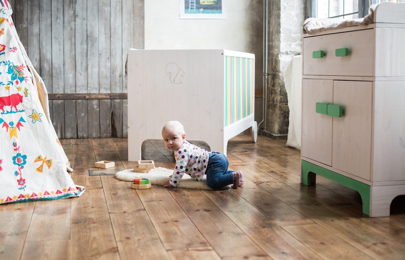 Berlin mit Baby: Top-Läden für die Babyzimmer-Einrichtung: ekomia // HIMBEER
