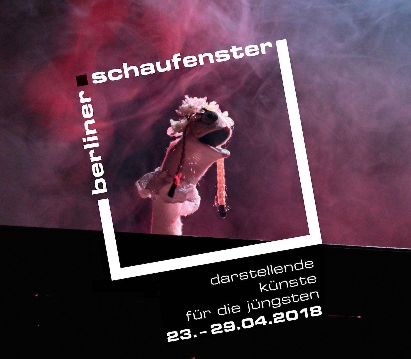 Theater für die Jüngsten beim Berliner Schaufesnter | berlinmitkind.de
