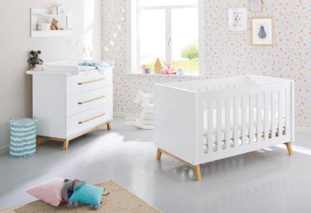 Lieblingsläden für Babyzimmer Klein Holz Kinderzimmer // HIMBEER