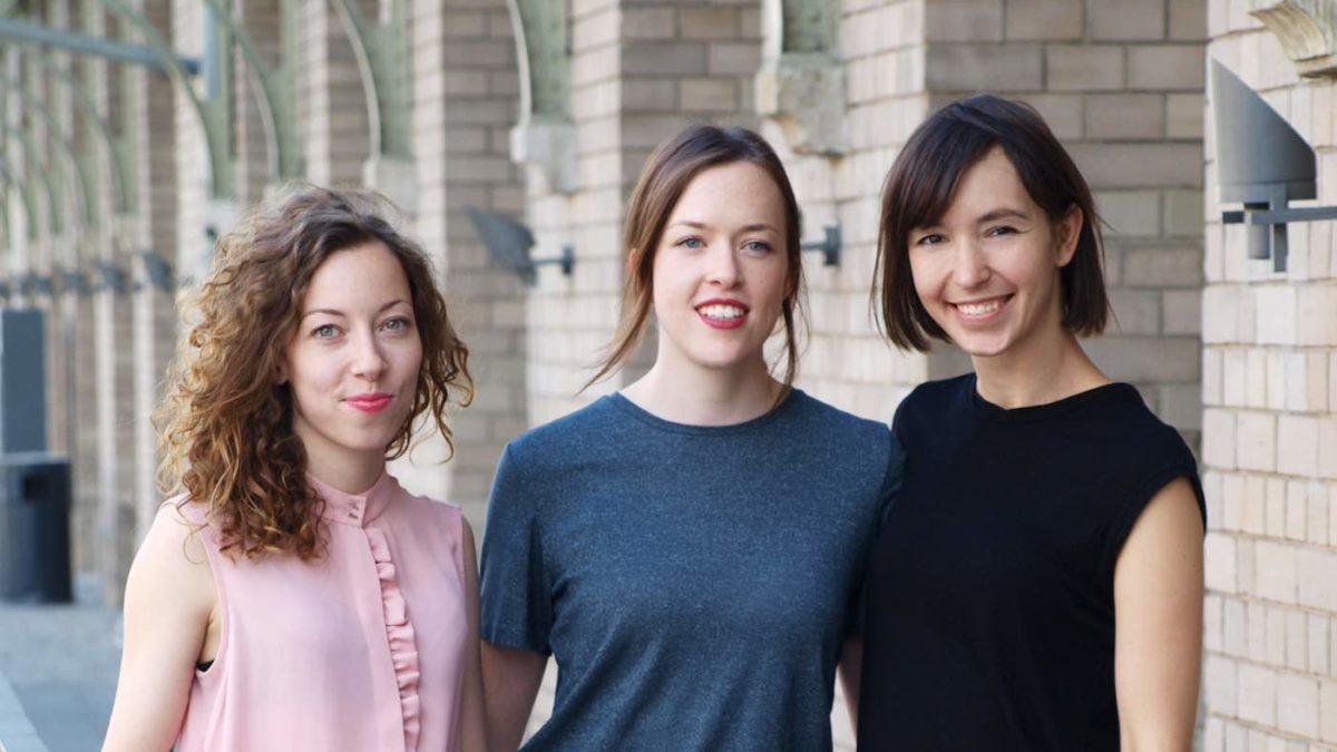 Die drei Gründerinnen von SitEinander | berlinmitkind.de
