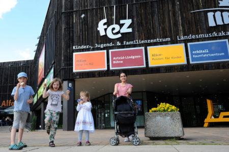 fezMachen! im FEZ-Berlin | Berlin mit Kind