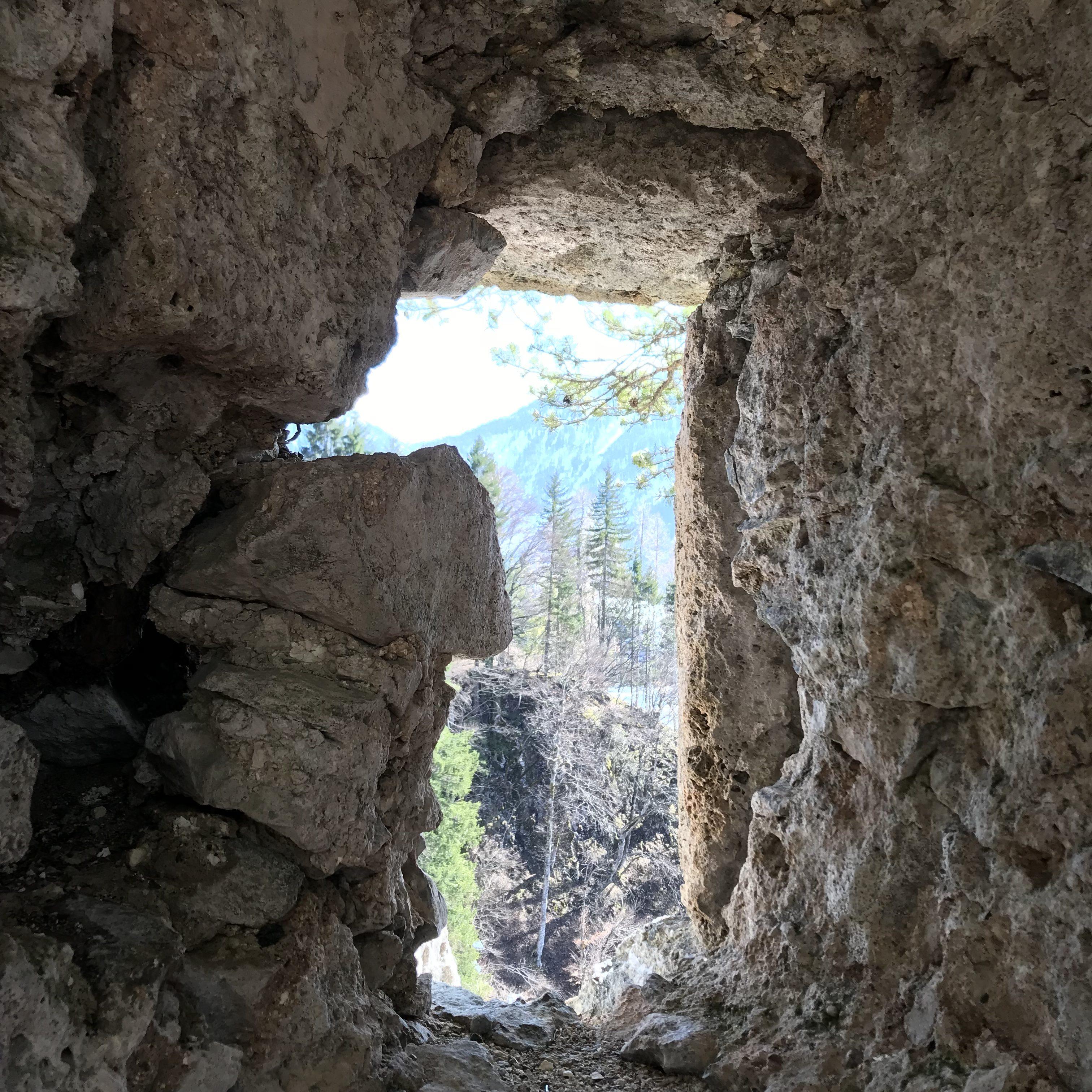 Berge Kärnten Höhlenwanderung