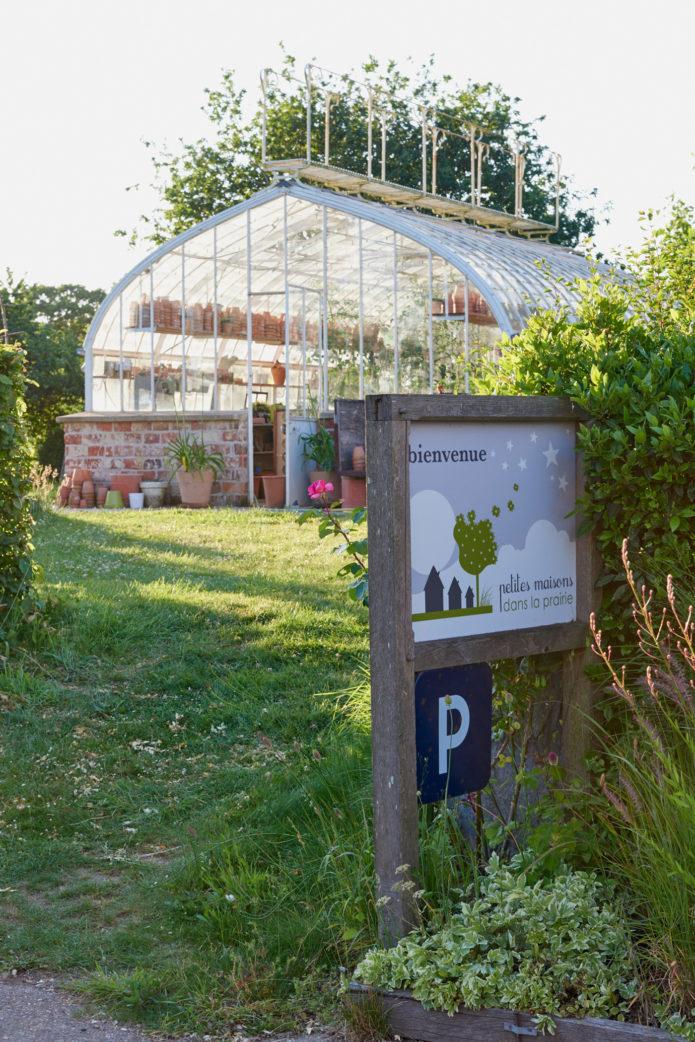 Gärtnerei Bretagne