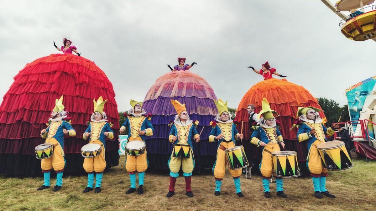 Lollapalooza Fun Fair | Berlin mit Kind