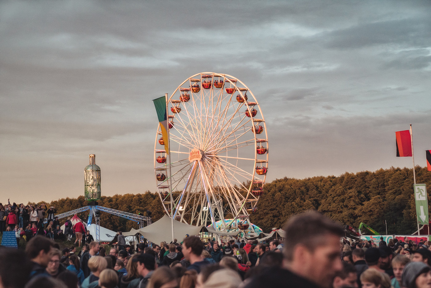 Lollapalooza Berlin Riesenrad
