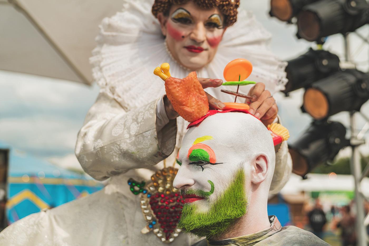Lollapalooza Berlin Kostüme