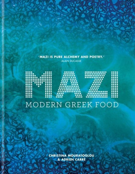 Cover Mazi Modern Greek Food // HIMBEER