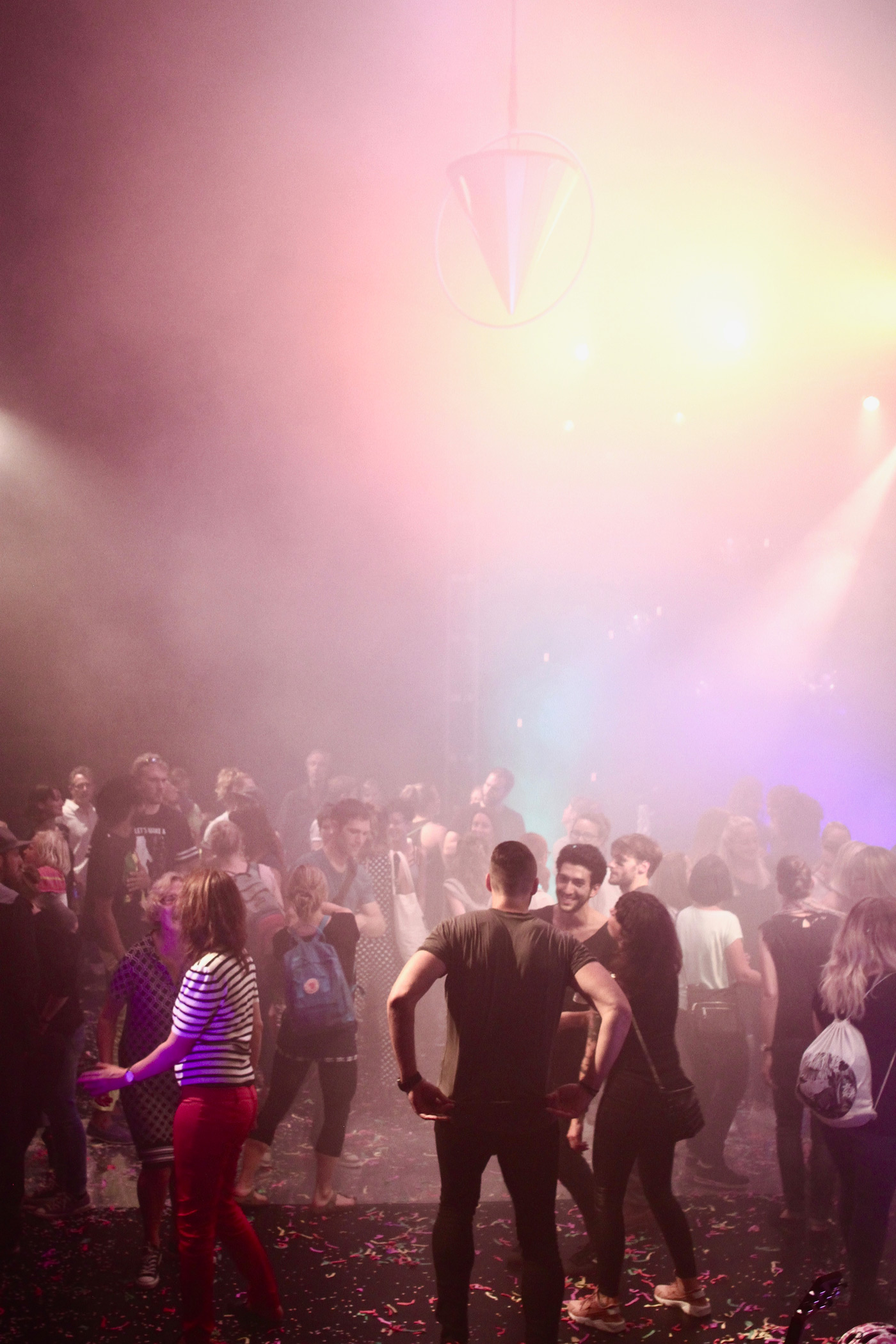 Abendstimmung Berlin Circus Festival