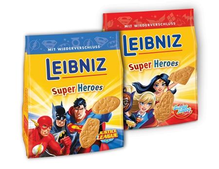 Leibnitz Super Heroes Kekse | Berlin mit Kind